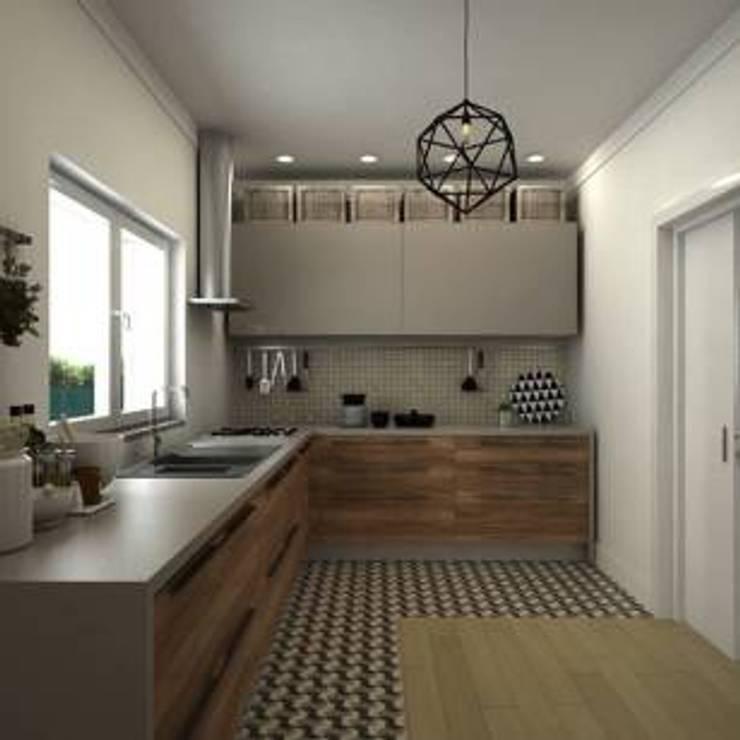 umit atdağ – Mutfak:  tarz Ev İçi