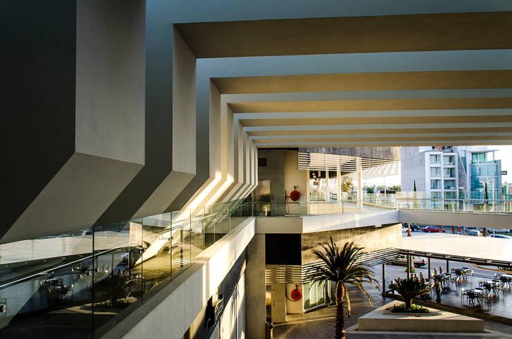 PLAZA ARCOS CAMPESTRE / GRUPO SPAZIO:  de estilo  por Oscar Hernández - Fotografía de Arquitectura