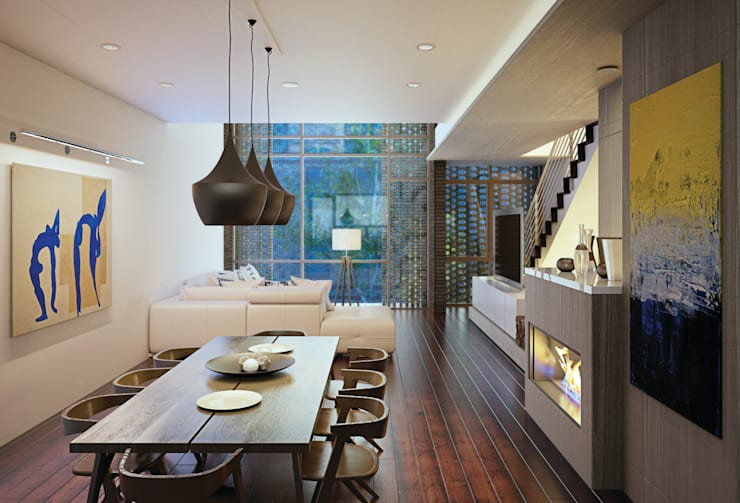 Walnut Estates :   by Moto Designshop