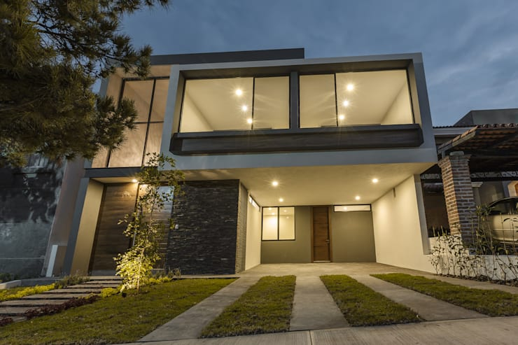 modern Houses by 2M Arquitectura
