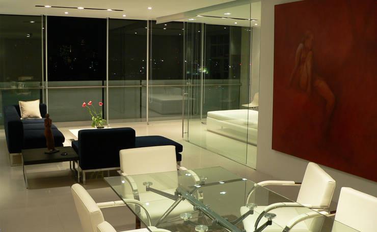 Vistas: Comedores de estilo  por Arquitectos M253