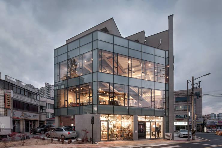 대구웨딩연합회 고구마웨딩: DA건축사사무소(Architects DA)의