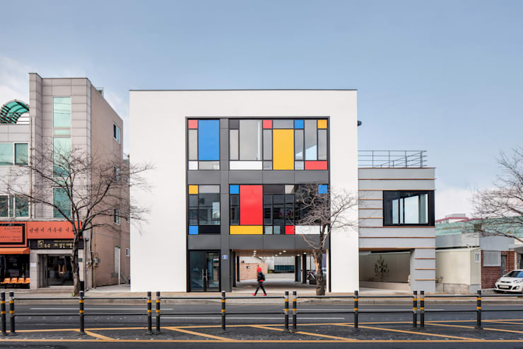 대명동 706근생: DA건축사사무소(Architects DA)의