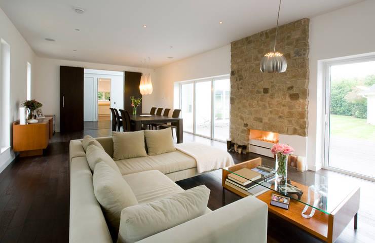Sala de Inverno: Salas multimédia  por Architect Your Home