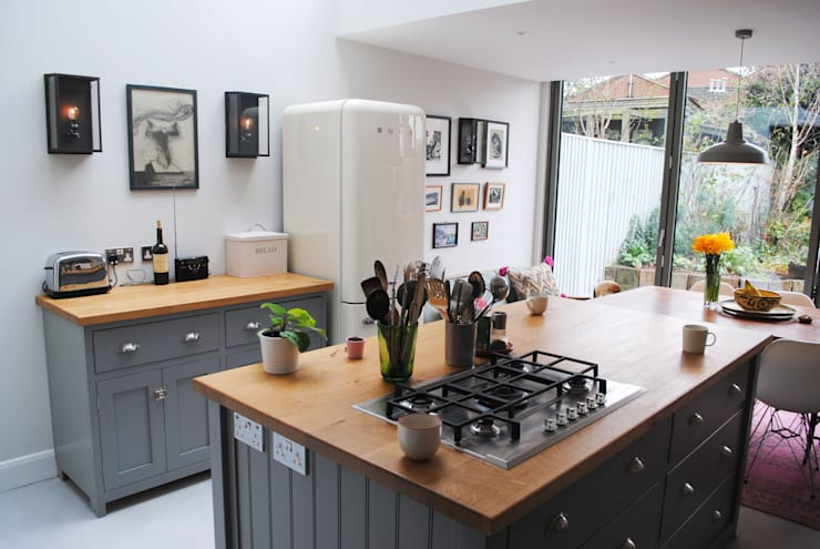 Kitchen - Overview:  Kitchen by Absolute Project Management