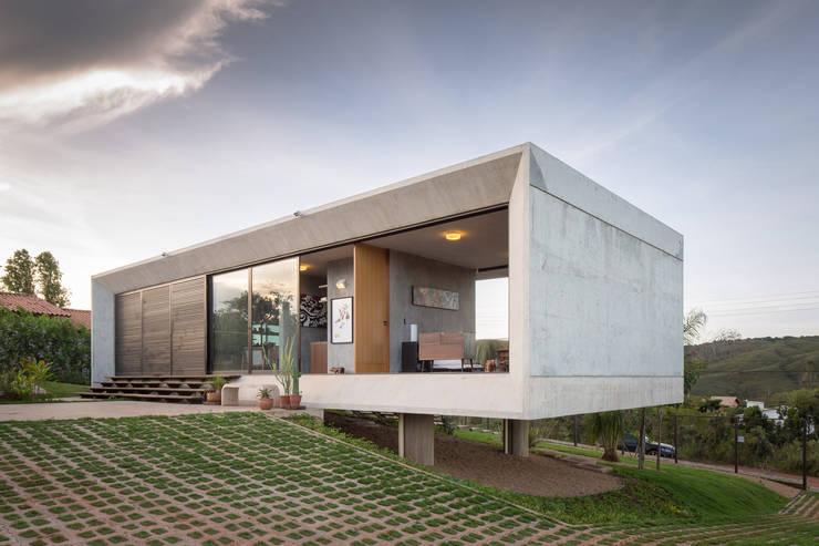 modern Houses by Joana França