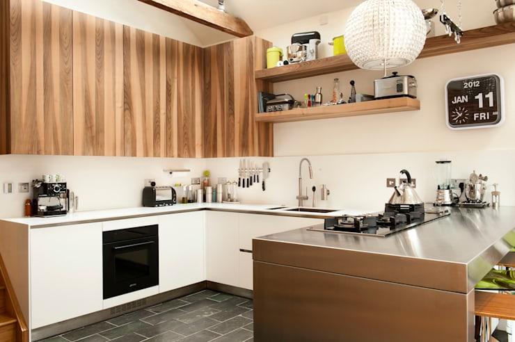 Great Dunmow - Essex:  Kitchen by en masse bespoke