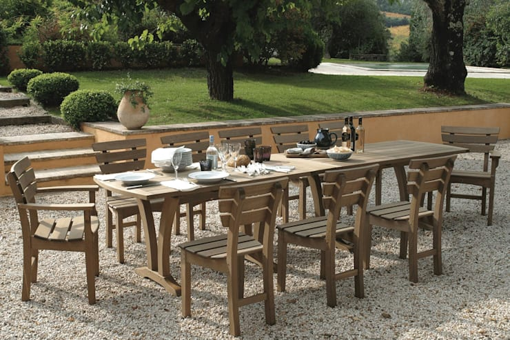 Outdoor Dining Furniture By Gaze Burvill Homify