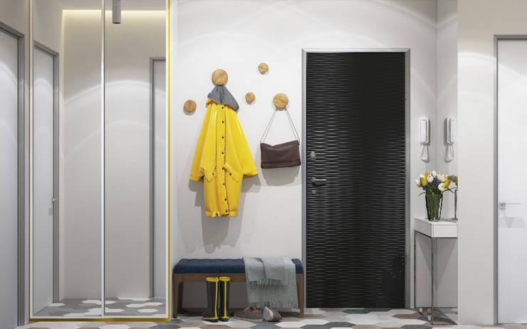 الممر والمدخل تنفيذ PRIVALOV design