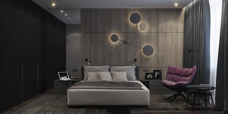 Bedroom by Elena Potemkina