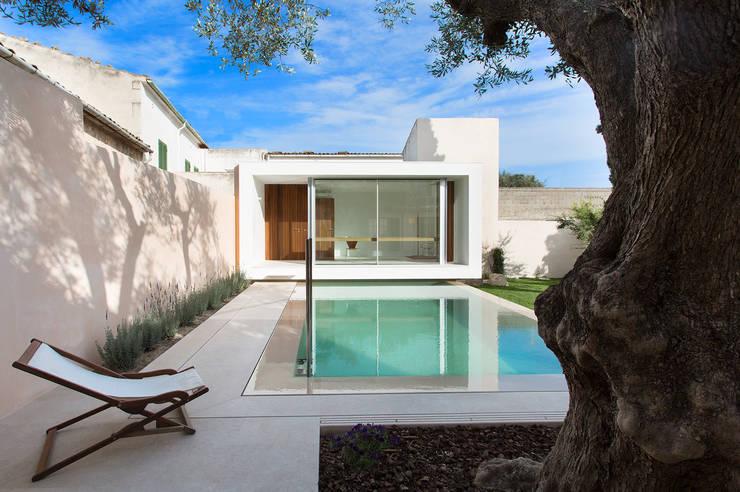 Piscinas  por Joan Miquel Segui Arquitecte