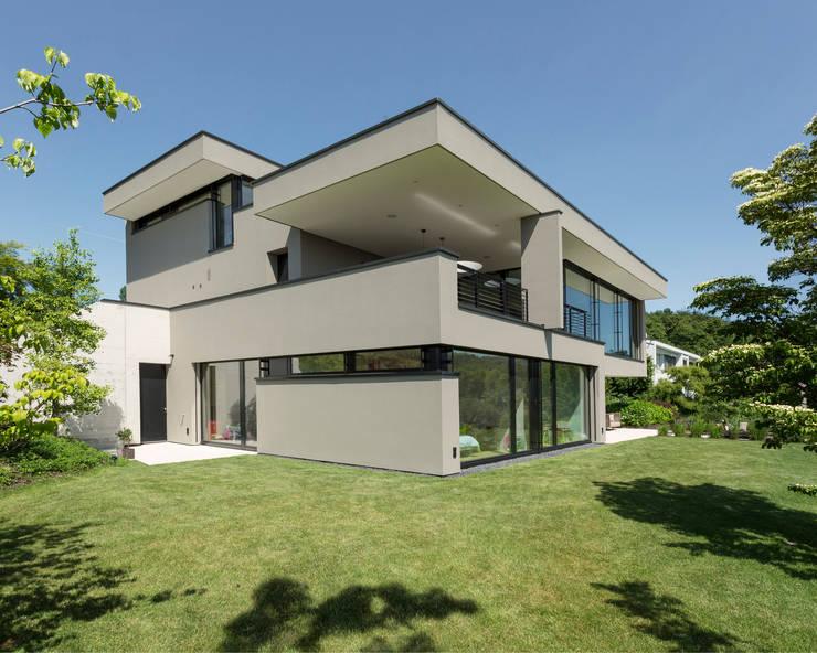 Casas de estilo  por meier architekten