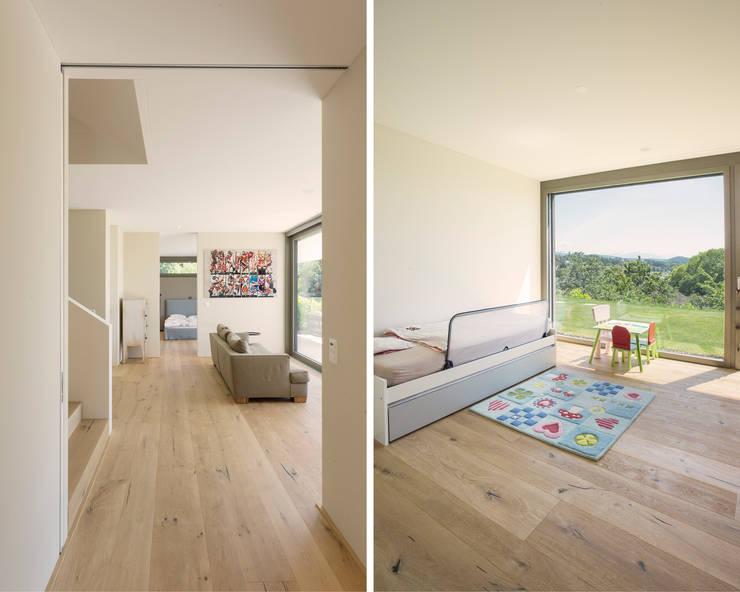 Детские комнаты в . Автор – meier architekten