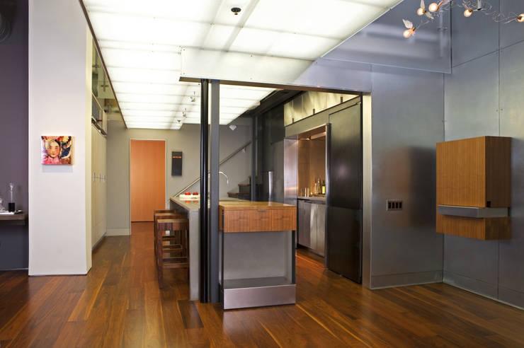 Adams Morgan Kitchen Lighting :  Kitchen by Hinson Design Group