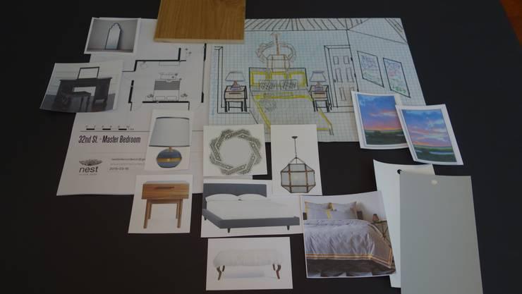 Master Design:   by Nest Interior Decor