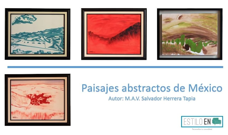 Artwork by Estilo en muebles,