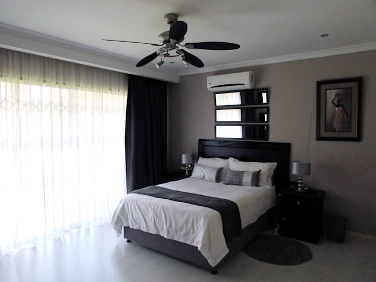 Extentions and Renovations:  Bedroom by DG Construction
