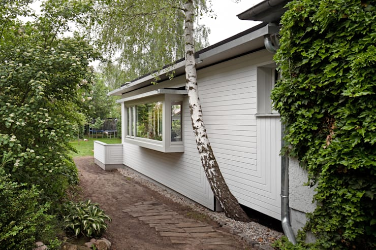 modern Houses by brandt+simon architekten