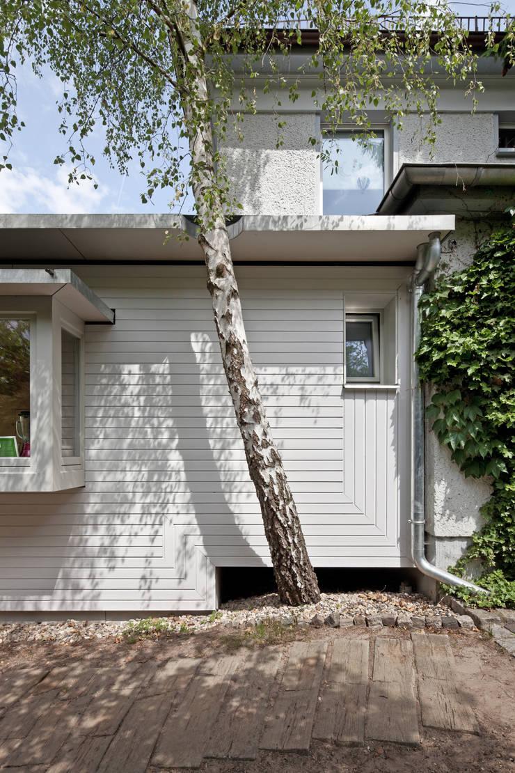 façade:  Houses by brandt+simon architekten