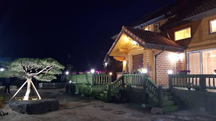 진주: 나무나라의  주택