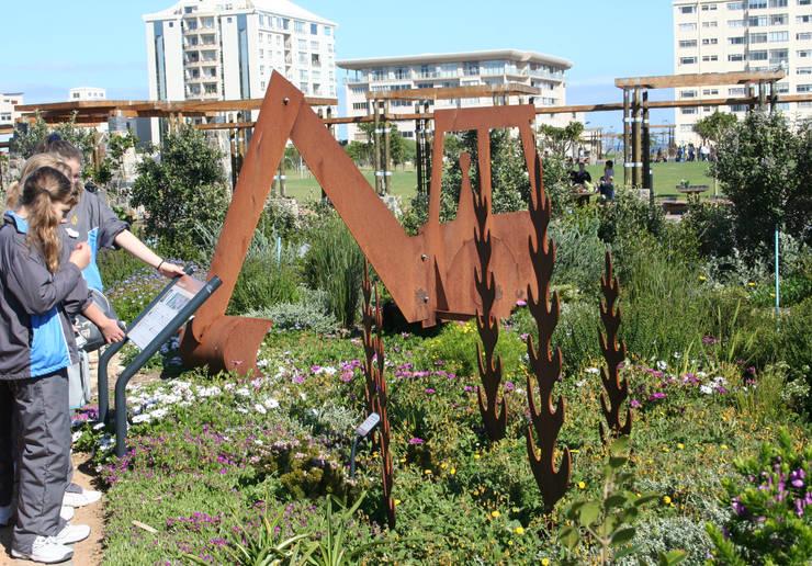 Biodiversity Garden, Green Point Park:  Event venues by Urban Landscape Solutions