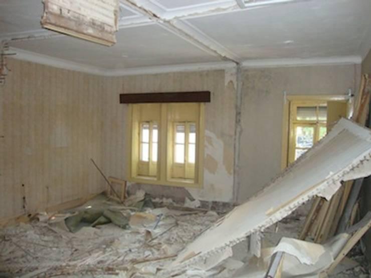 Sala antes:   por A3 Ateliê Academia de Arquitectura