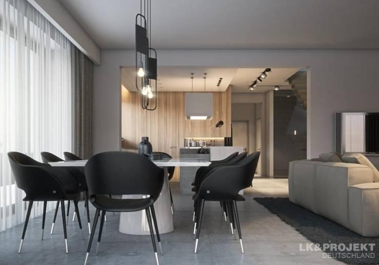 Salle à manger de style  par LK&Projekt GmbH