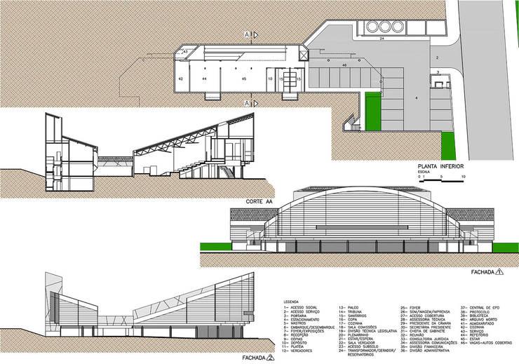 by Douglas Piccolo Arquitetura e Planejamento Visual LTDA.