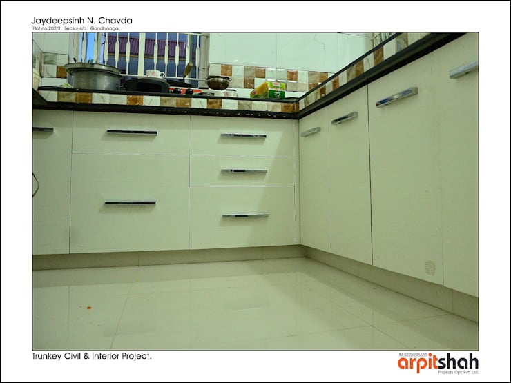 Jaydip Sinh Chavda @ Gandhinagar:   by ARPIT SHAH PROJECTS OPC PVT LTD.