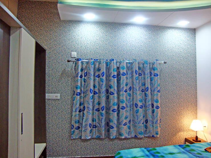 Ravi jain ji bercha: classic Bedroom by Designers Height