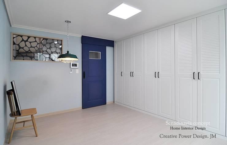 용인 12평: JMdesign 의  방