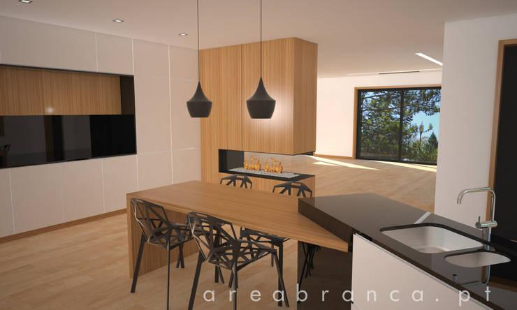 Cozinha | Kitchen: Cozinhas  por Areabranca