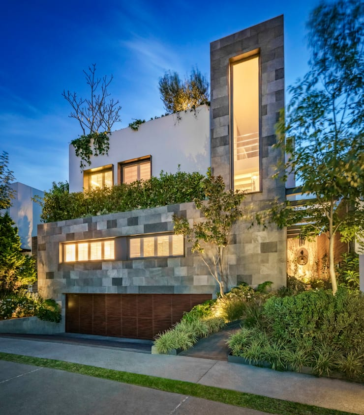Rumah oleh Lopez Duplan Arquitectos, Klasik