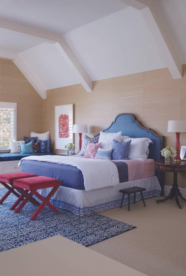Renovation Remodel: classic Bedroom by Andrea Schumacher Interiors