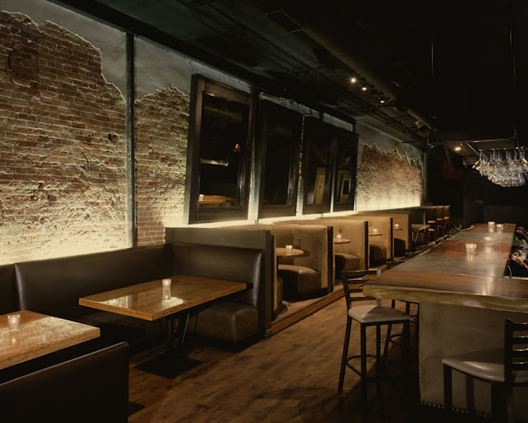 Lure:  Bars & clubs by Andrea Schumacher Interiors