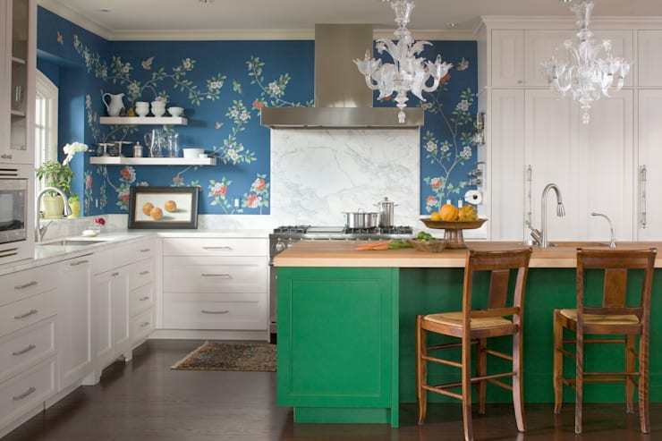Home of the Year:  Kitchen by Andrea Schumacher Interiors