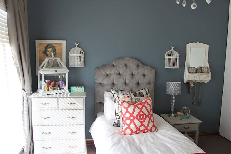 Teenager Room After Revamp:   by Inside Out Interiors