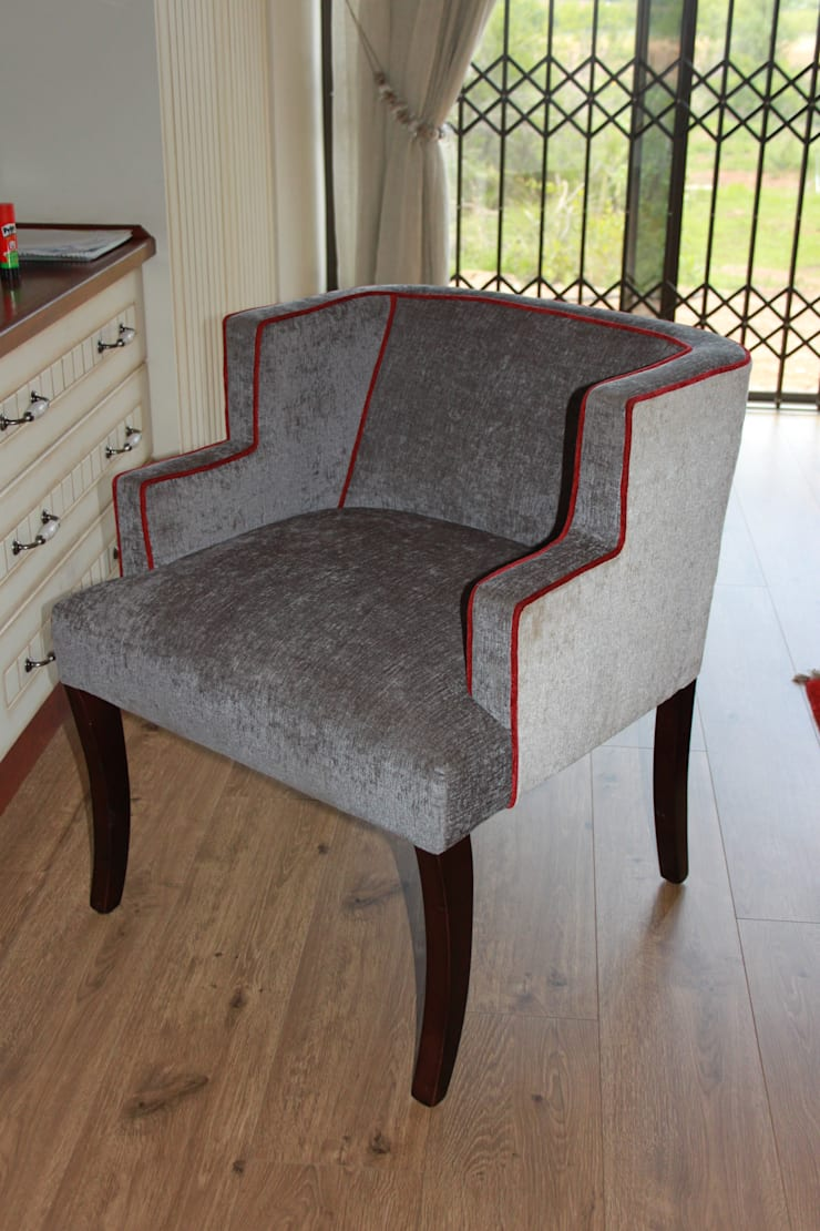 Bespoke Chair: country  by Inside Out Interiors, Country