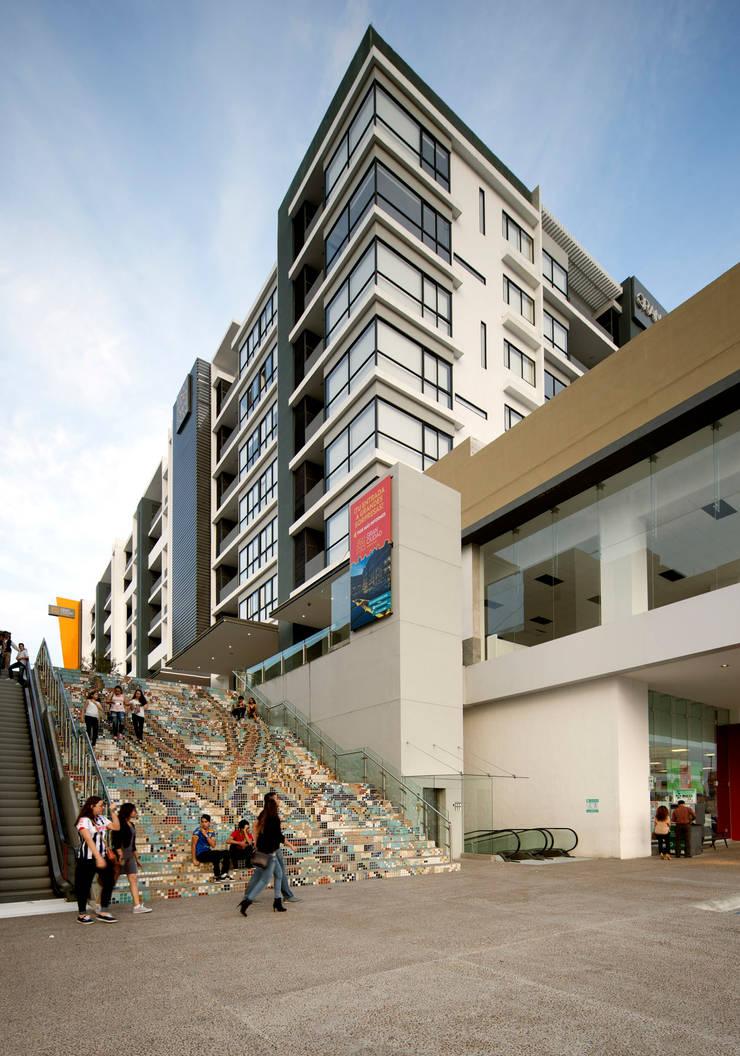 Gran Ciudad Nuevo Sur : Casas de estilo  por Grow Arquitectos