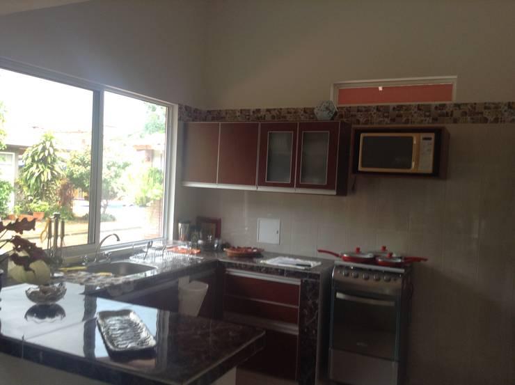 ห้องครัว by ARQUITECTOnico
