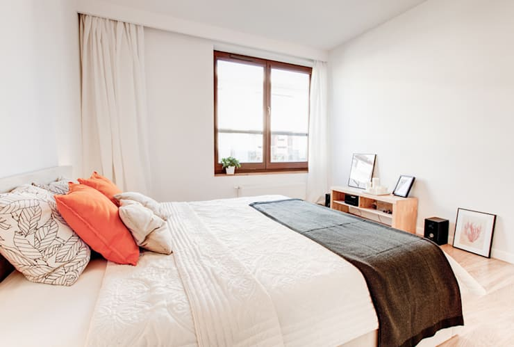 غرفة نوم تنفيذ Perfect Space