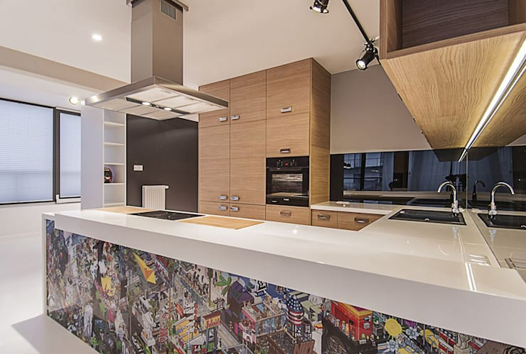 Kitchen by Perfect Space