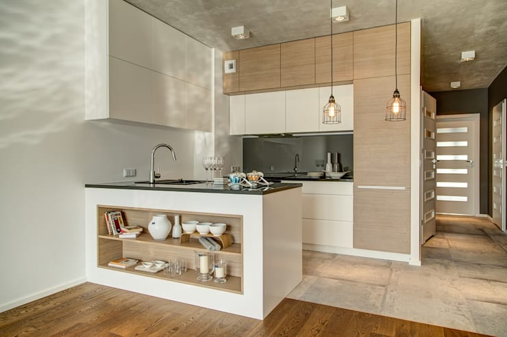 Cocinas de estilo  por Perfect Space
