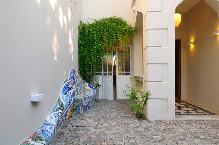 منازل تنفيذ Paula Herrero | Arquitectura