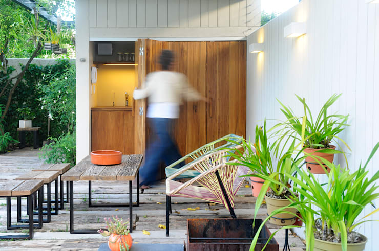 حديقة تنفيذ Paula Herrero | Arquitectura