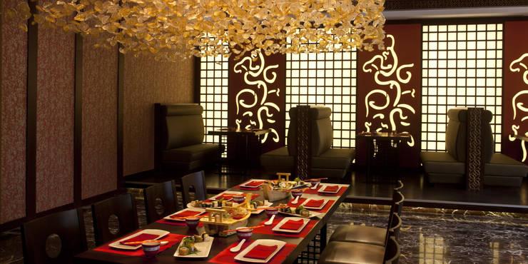 Kalya Interior Design – Uzakdoğu Restorant:  tarz Yeme & İçme