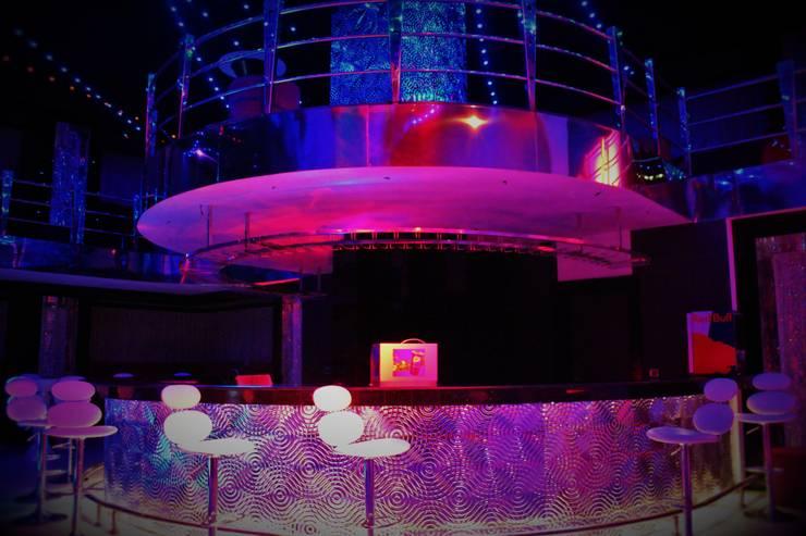 Kalya Interior Design – Disco:  tarz Bar & kulüpler