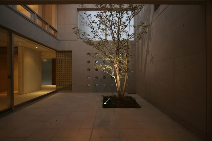 Atelier Square의  정원