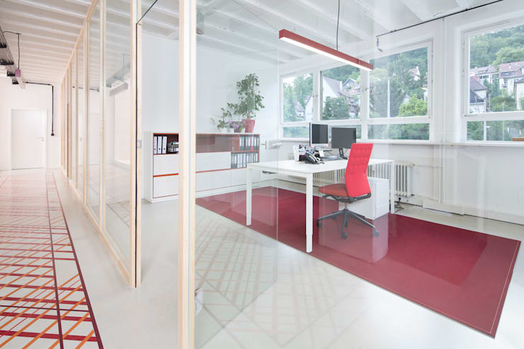 Study/office by mori
