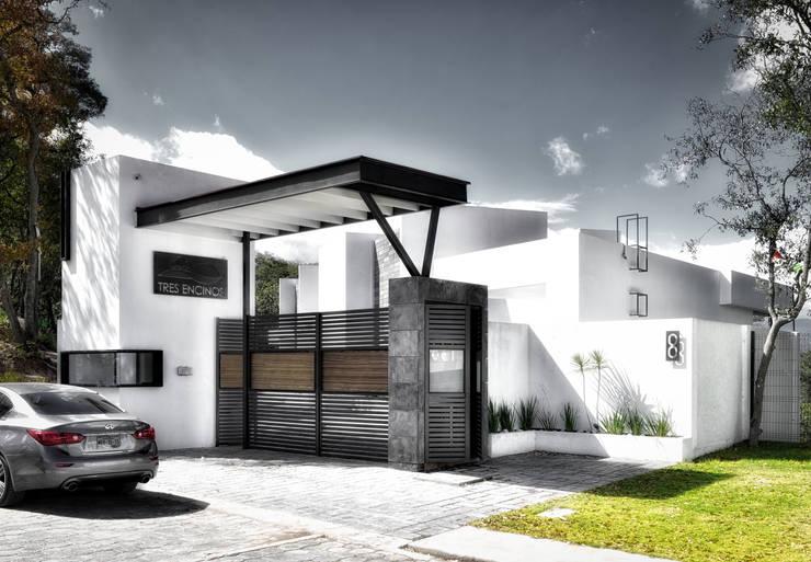 Huizen door ArqCubo